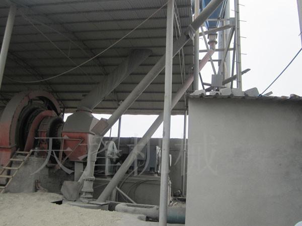 气力输灰、灰库系统使用案例